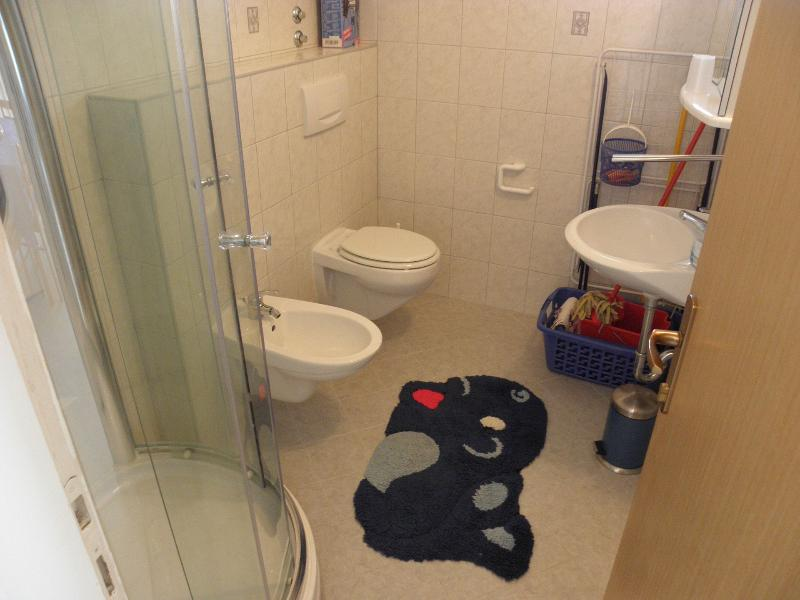 A2(2): bathroom with toilet