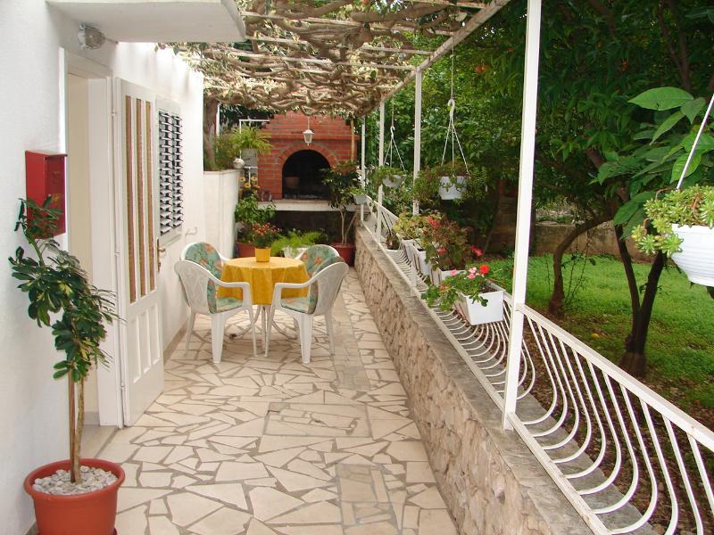 A1 (4 + 2): terrasse