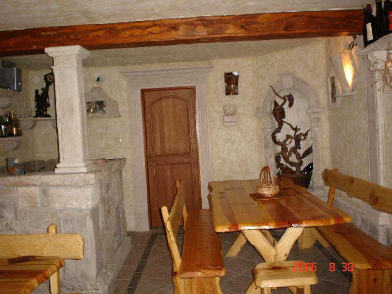 interior (house and surroundings)