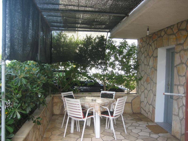 A1 Prizemlje (3): garden terrace