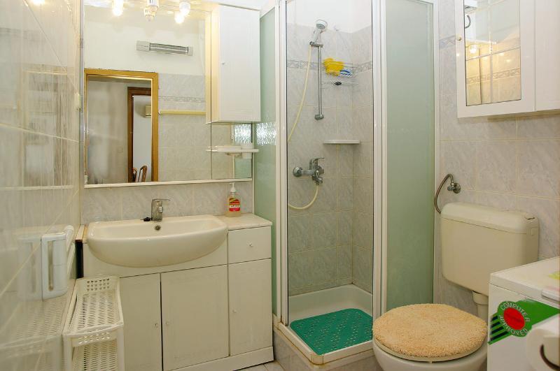 A1 Marija(4+2): bathroom with toilet