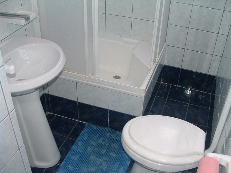 SA1 (3): Bad mit WC