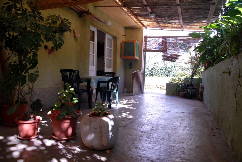 Ruza (2+1): covered terrace