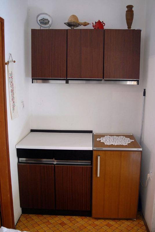 Ruza (2+1): kitchen