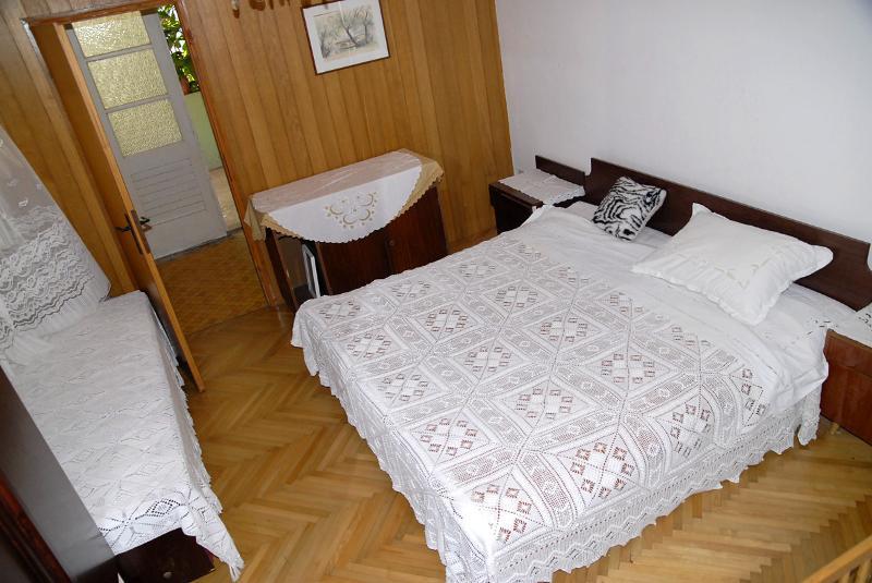 Ruza (2+1): bedroom