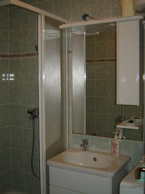A1 Zeleni (5): salle de bain avec toilette