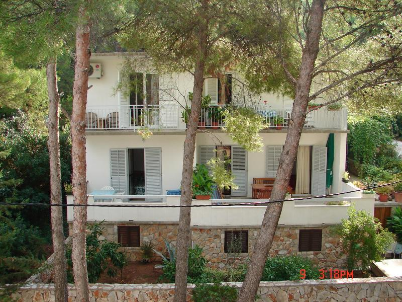 Matkov A1(4) - Jelsa, vacation rental in Hvar Island