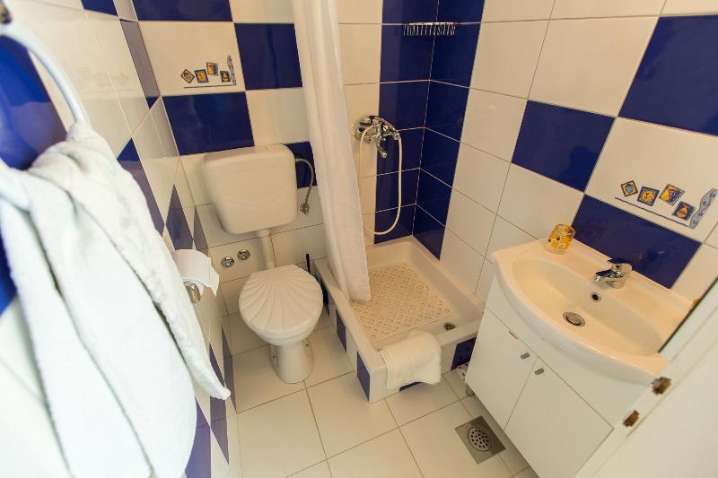 A2(6+1) : bathroom with toilet