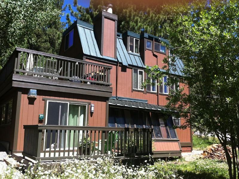 Casa con encanto en Squaw Valley