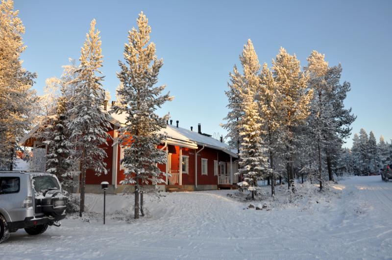 LevinSatu: SeLevi entrada de invierno