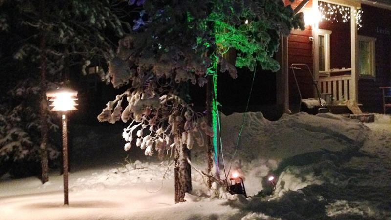LevinSatu: Año nuevo de SeLevi luces