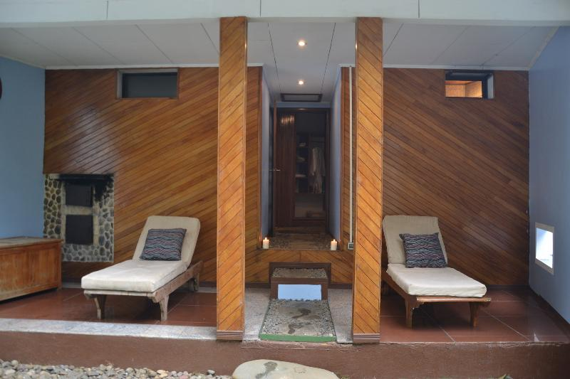 terraza privada