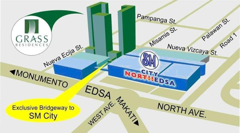 *Sm Mall North Edsa w/ 2 Balconies in Quezon City, vacation rental in Marilao