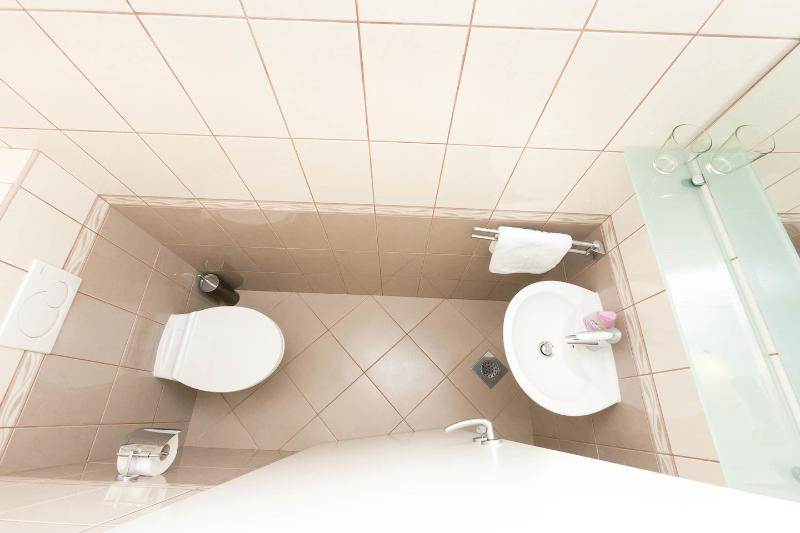 Toilette (First Apartment)