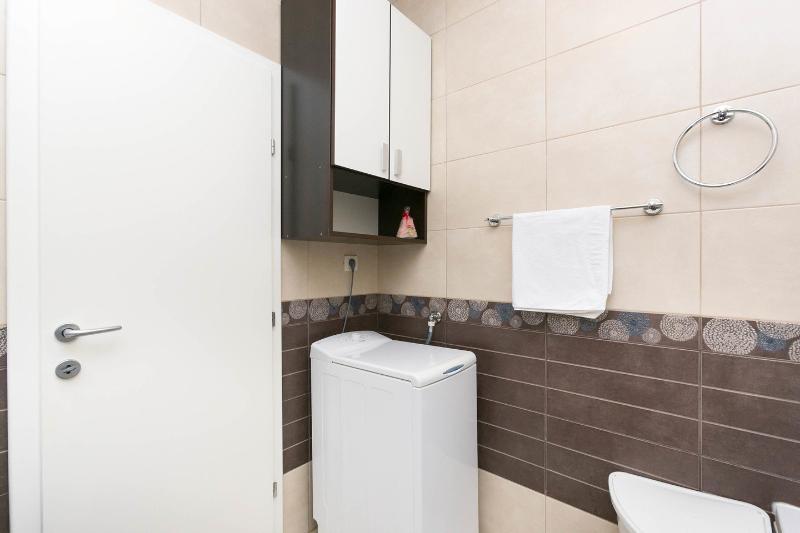 Bathroom (First Apartment)