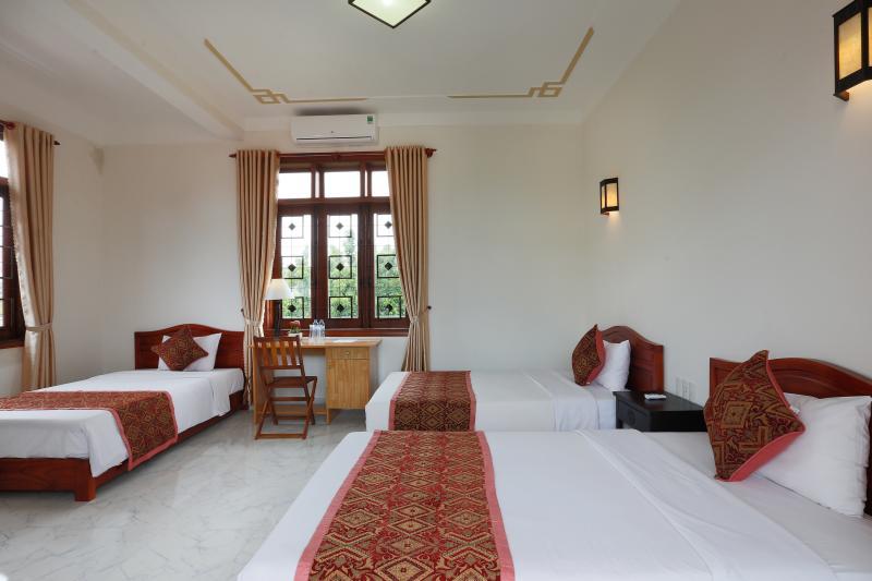 Galaxy homestay in Hoi An city - Triple room