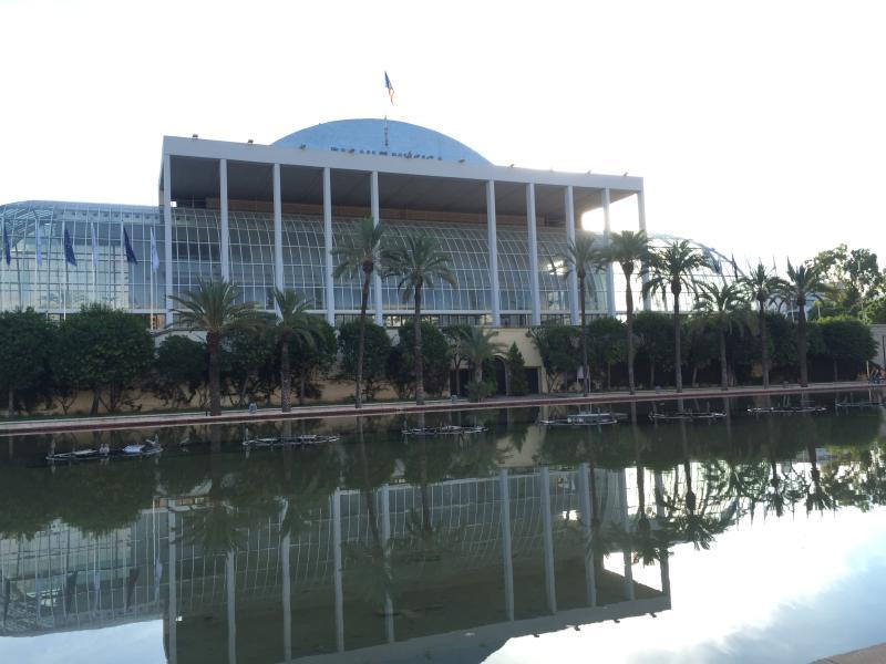 Palau de la Música. A 5 minutos caminando