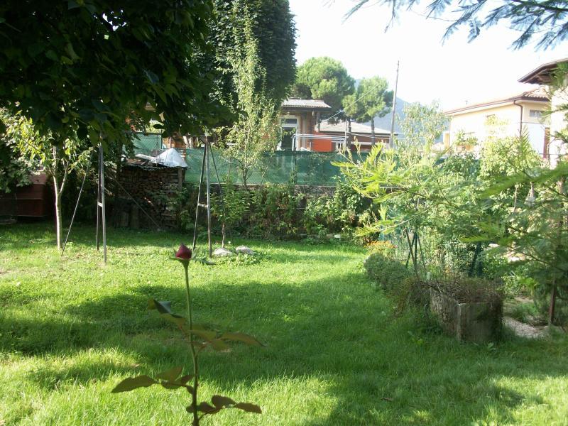 Trilocale al piano terra, vacation rental in Botticino