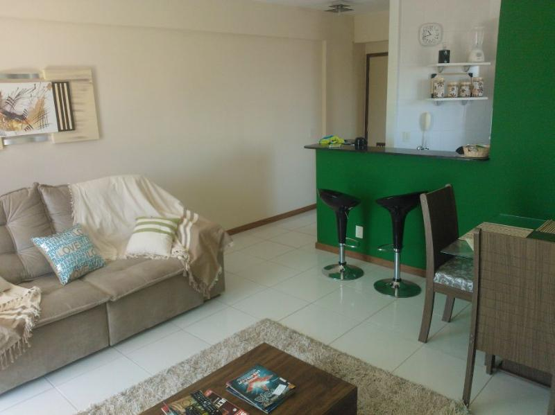 Seu apartamento na Enseada Azul - Guarapari ES, holiday rental in Piuma
