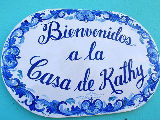 Bienvenidos a Casa de Kathy