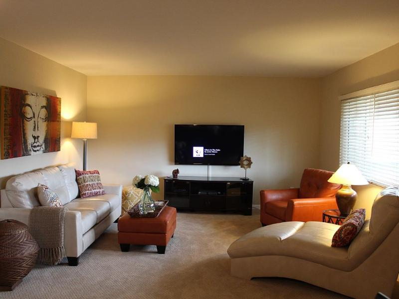 Relax in Comfort and Tranquility at Desert Rose, holiday rental in Palm Springs