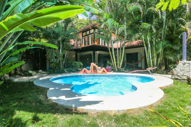 VILLA FLEUR DE LOTUS, holiday rental in Cobano
