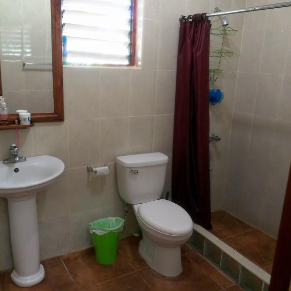 Ruime badkamer