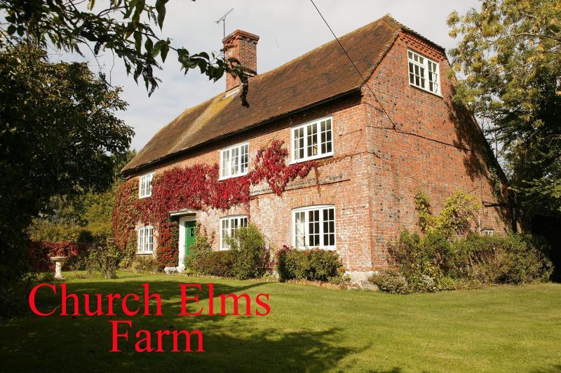 Church Elms Farmhouse 4 bedroom, 8 people