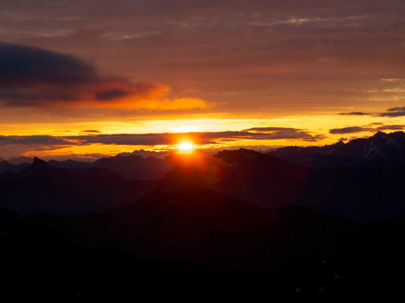 Sunrise Mont Fort