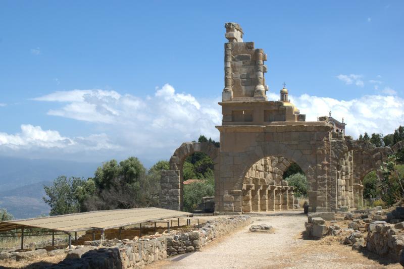 zona Archeologica Teatro Greco Tindari