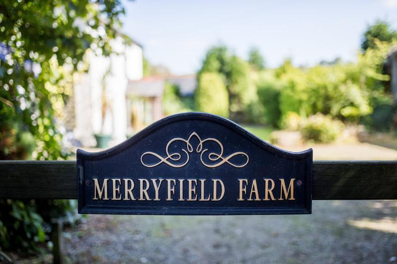 Welcome to Merryfield Farmhouse