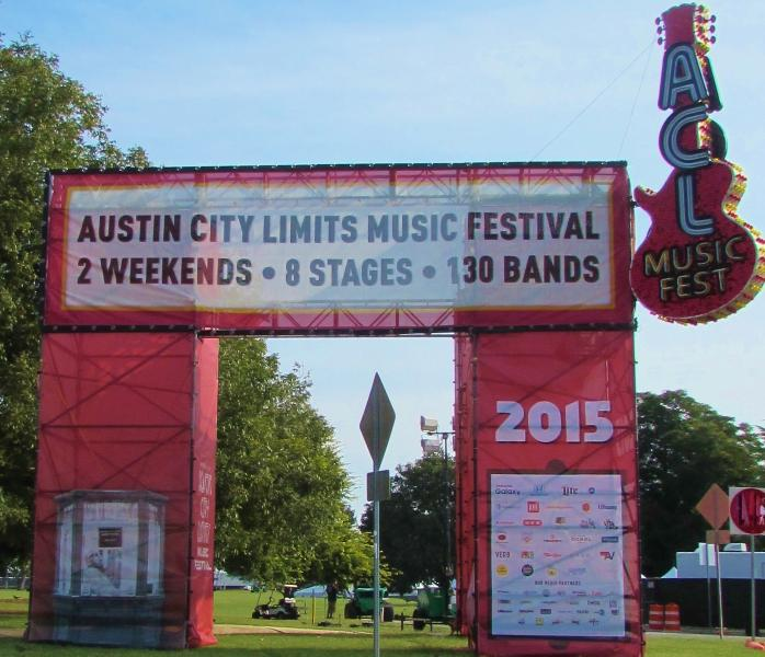 It's a Short Drive to Austin Events From The House Including ACL Fest, Formula 1 and SXSW!