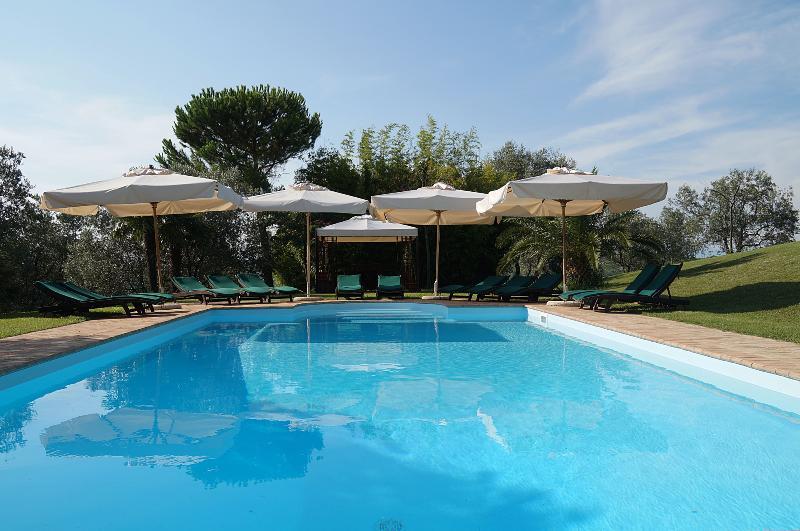 Villa Tuscany rental with private pool, a/c, wifi, alquiler de vacaciones en Montespertoli