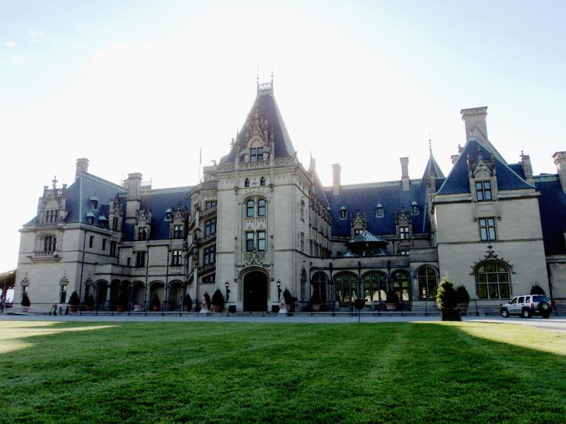 Infamous Biltmore Mansion.Less than 5 minutes away .