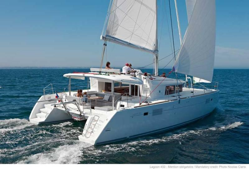Split Sailing Catamaran Lagoon 450 Alba Dog, holiday rental in Split