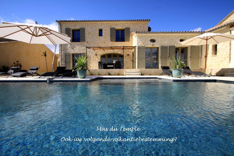 Mas du Temple - Garrigues Sainte Eulalie - Your next holiday destination ?