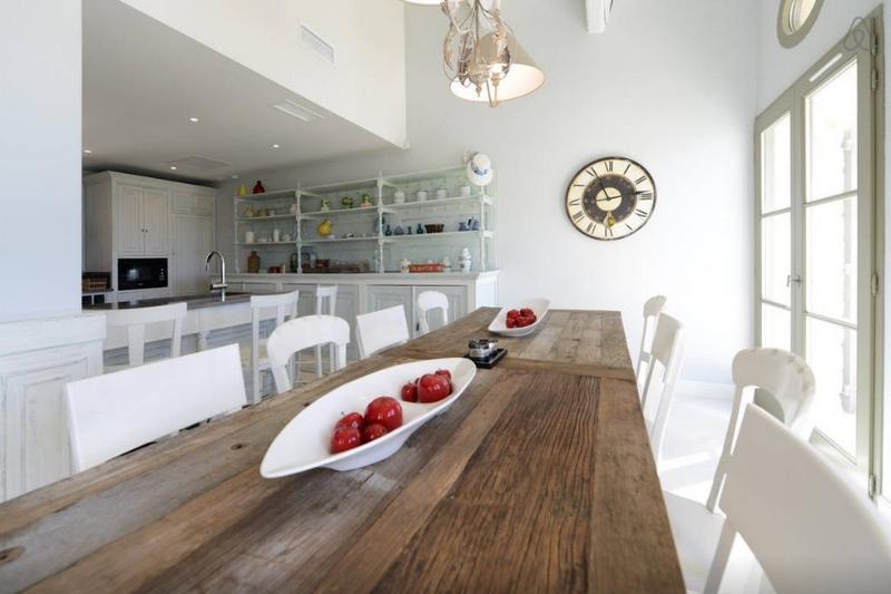 Mas du Temple - Garrigues Sainte Eulalie - kitchen