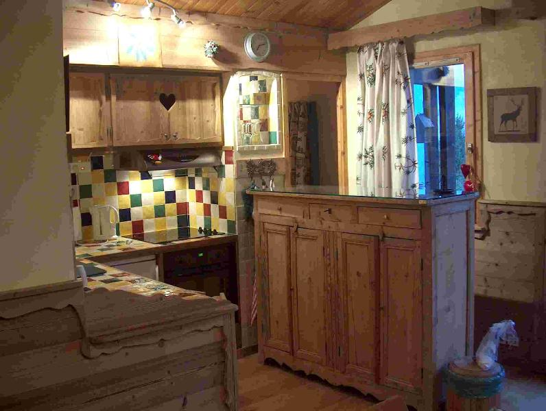 Courchevel 1550  - On the ski slopes, vacation rental in Courchevel
