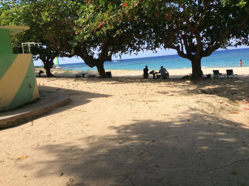 Private community beach, 5-minute walk away