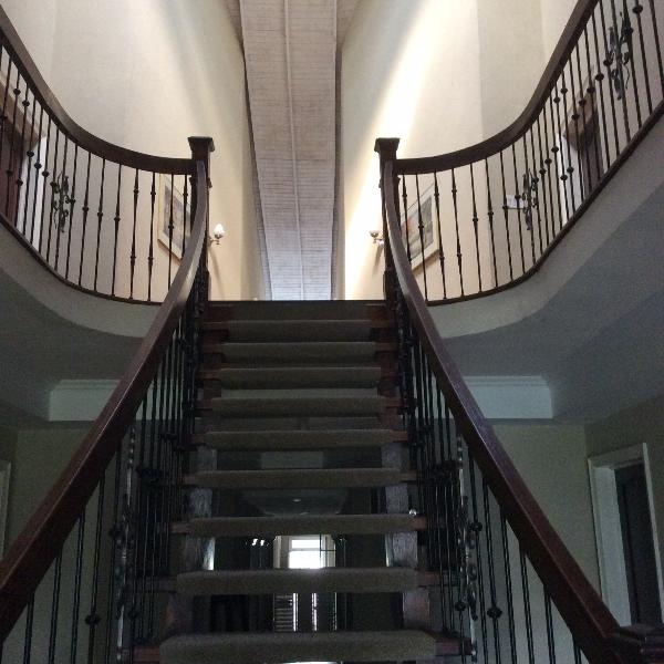 Stairs leading to 2nd floor