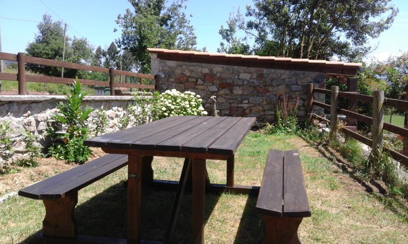 mobiliario de jardín