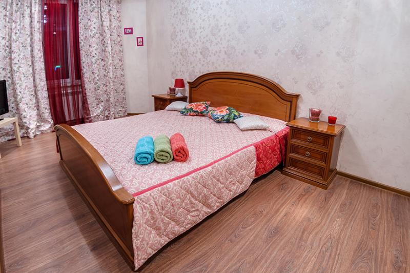 Nice one-bedroom apartment 'Comfort 2', holiday rental in Novosibirsk Oblast