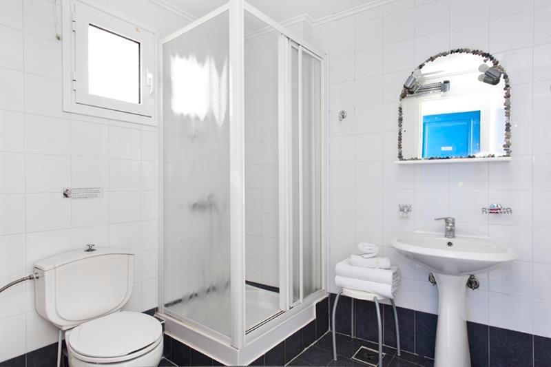 Appartement-Studio, salle de bains