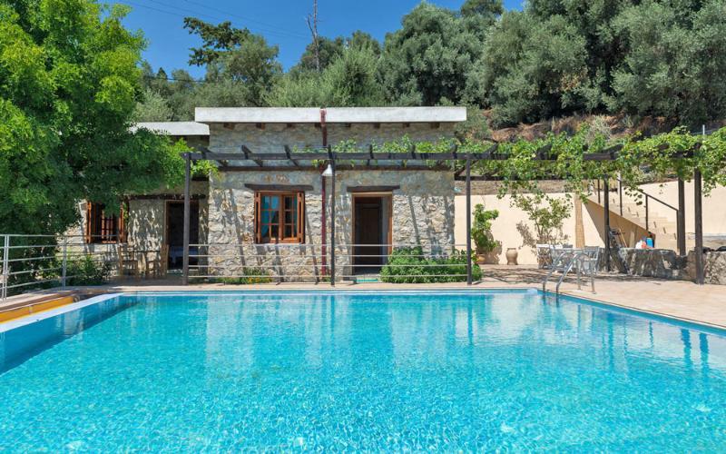 Villa Talos, holiday rental in Sougia