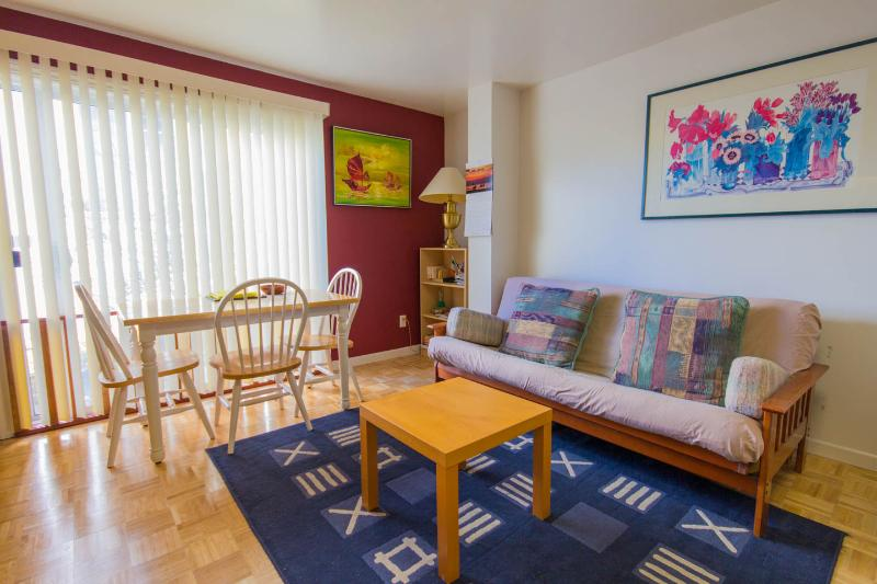 Large studio apt near Golden Gate Park and Beaches, alquiler de vacaciones en San Francisco