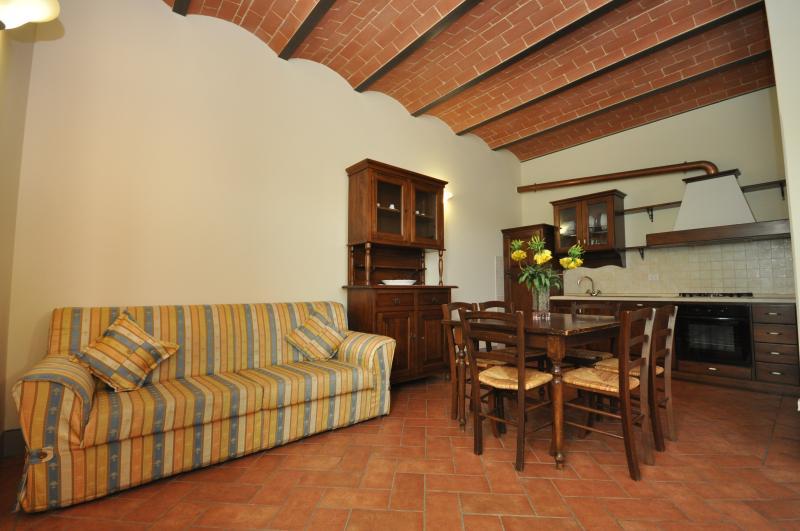Agriturismo MUSIGNANO - SANGIOVESE n. 4+2 posti letto, vakantiewoning in Cerreto Guidi
