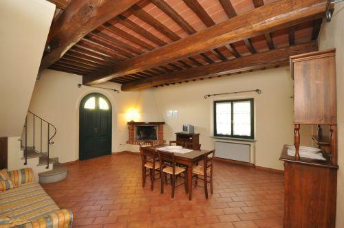 Agriturismo MUSIGNANO - CANAIOLO n. 3+2 posti letto, vakantiewoning in Cerreto Guidi