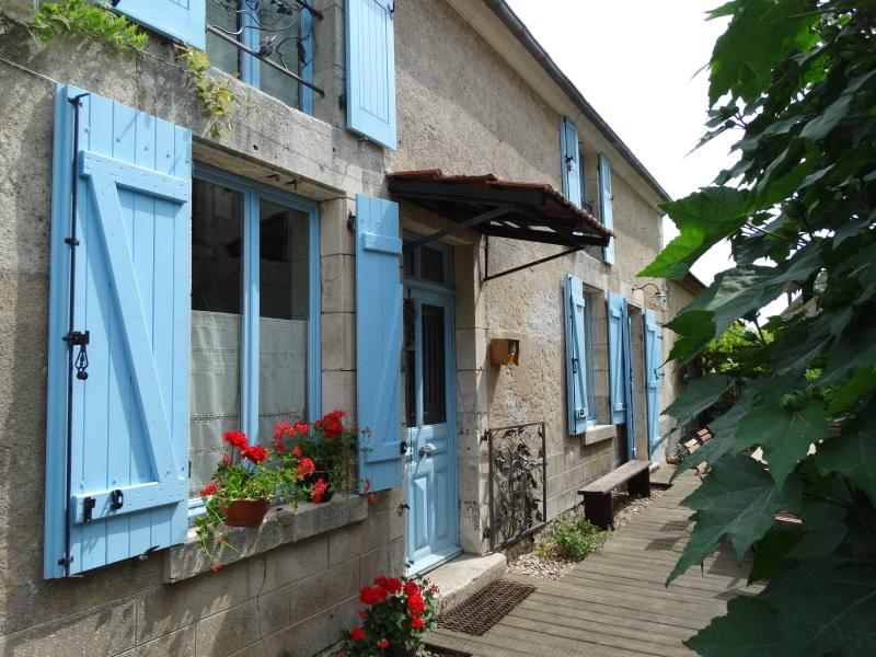 le Charme du Cher, vacation rental in Berry