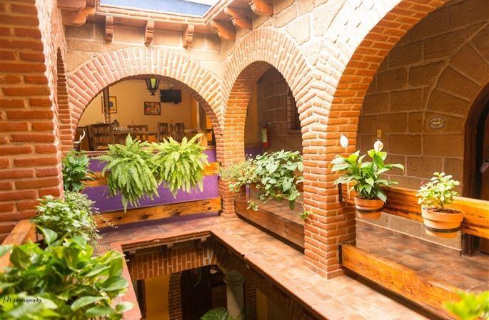 Mexsuite Casa Azul B&B Mexico City, vacation rental in Mexico City