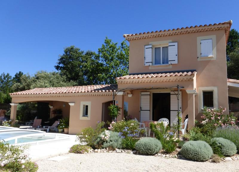 Les Hauts Sauviers, holiday rental in Saint-Pierre de Vassols